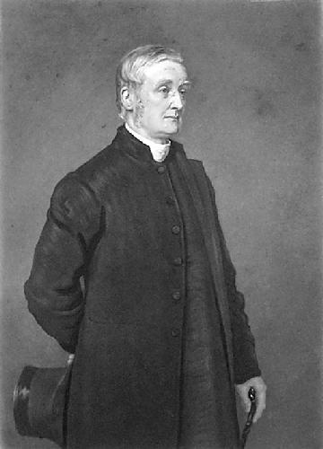 Bishop of Manchester (Restrike Etching) by Sir John Everett Millais