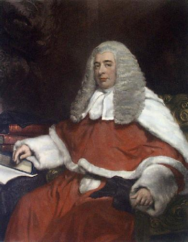 Hon. Sir J Patterson (Restrike Etching) by Margaret Carpenter
