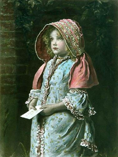 For The Squire (Restrike Etching) by Sir John Everett Millais