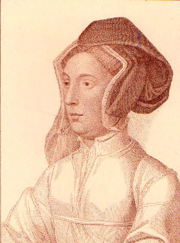 Sharington (Restrike Etching) by Hans Holbein The Younger
