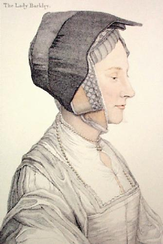 Barkley (Restrike Etching) by Hans Holbein The Younger