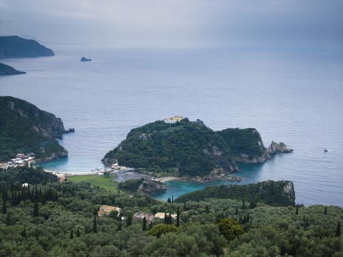 Corfu, Greece, Greek Isle by Assaf Frank