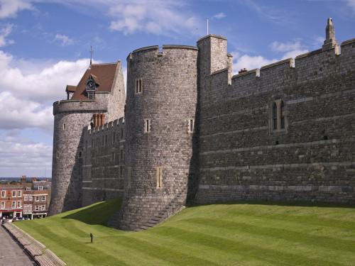 Windsor Castle by Assaf Frank