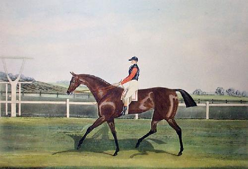 Matilda (Restrike Etching) by James Pollard