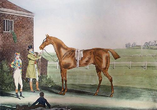 Barefoot (Restrike Etching) by James Pollard