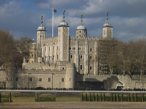 The Tower Of London by Assaf Frank