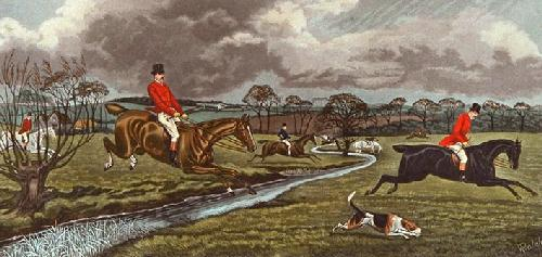 Brook (Restrike Etching) by TNH Walsh