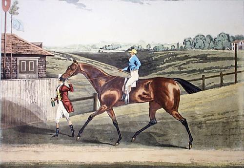 Emilius (Restrike Etching) by James Pollard