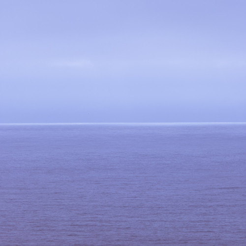 Horizon over the sea, Cornwall by Assaf Frank