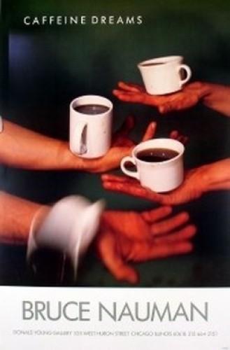Caffeine Dreams, 1987 by Bruce Nauman