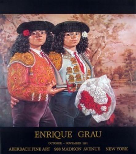 Las Toreras by Enrique Grau