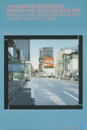 Canadian Club by Richard Estes
