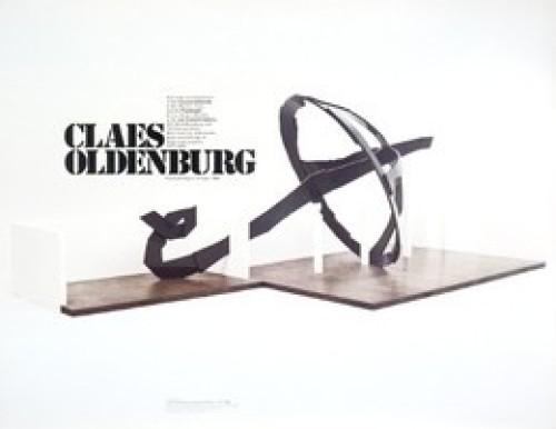 Umbrella by Claes Oldenburg