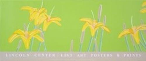 Day Lilies, 1992 by Alex Katz