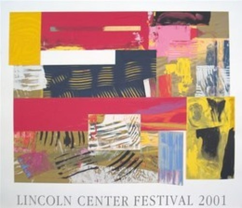 Lincoln Center Festival, 2001 by Sam Gilliam
