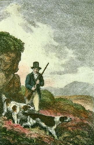 Grouse Shooting (Restrike Etching) by Samuel Howitt