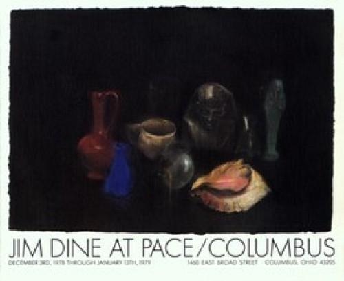 Still Life by Jim Dine