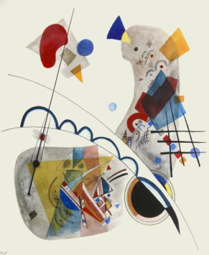 Form by Wassily Kandinsky