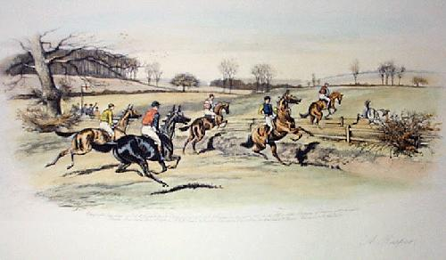 A Rasper (Restrike Etching) by Harrington Bird