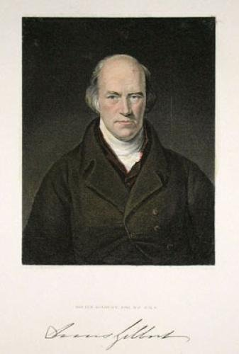 D. Gilbert (Restrike Etching) by Henry Howard