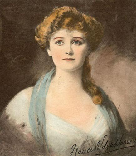 Countess of Warwick (Restrike Etching) by Anonymous