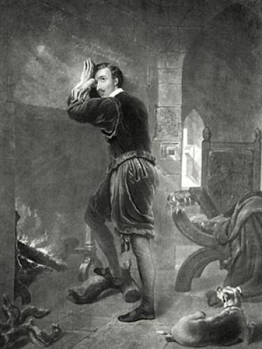 Philip Howard, Earl Of Arundel (Restrike Etching) by Henry Barraud