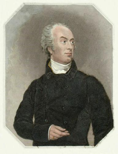 Rt. Hon. Earl of Leicester (Restrike Etching) by James Stewart