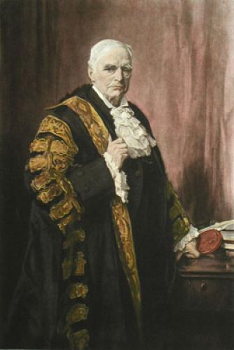 Mr Sidock, Recorder of Dublin (Restrike Etching) by Anonymous