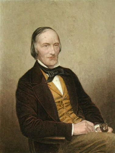 Professor Owen M.D. LLD (Restrike Etching) by John Watkins