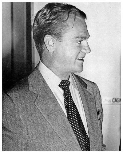 Cagney (publicity shot 1944) by Celebrity Image