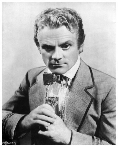 Cagney (publicity still from Yankee Doodle Dandy) by Celebrity Image