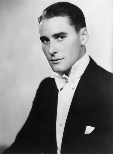 Errol Flynn by Celebrity Image