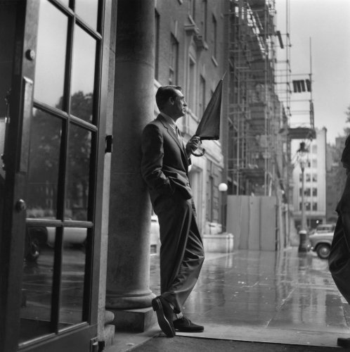 Cary Grant (The Talk of the Town) by Celebrity Image