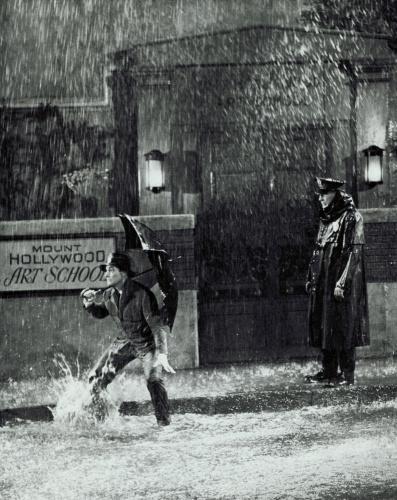 Gene Kelly (Singin' in the Rain) by Celebrity Image
