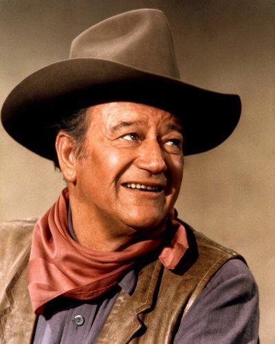 John Wayne (Chisum) by Celebrity Image