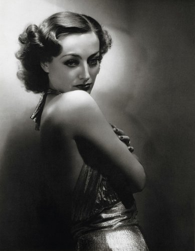 Joan Crawford (No More Ladies) by Celebrity Image