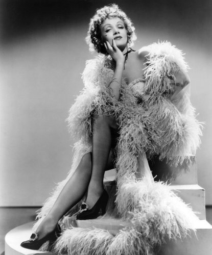 Marlene Dietrich (Destry Rides Again) by Celebrity Image