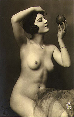 Nude by Celebrity Image