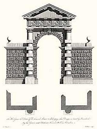 Classical Arches by Chambers