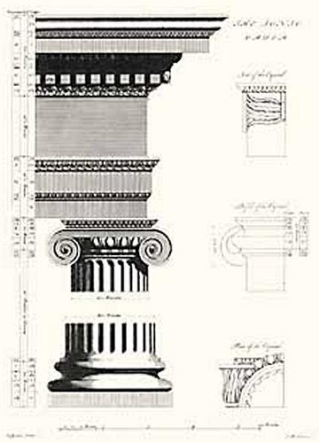 Columns- Ionic Order by Chambers