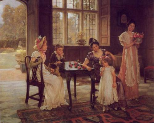 A Time For Roses by Charles Haigh-Wood