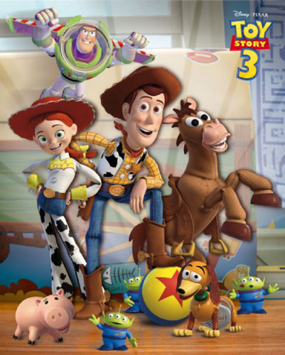 Toy Story 3 by Anonymous