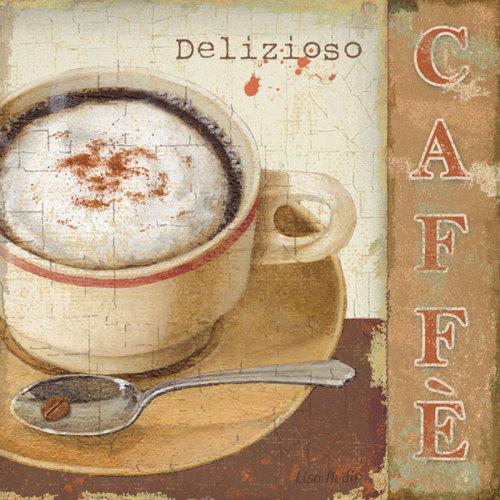 Coffee Lovers II by Lisa Audit
