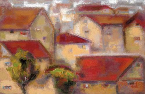 Village Vista by Eric Balint