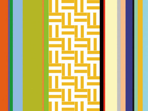 Striped Key by Dan Bleier