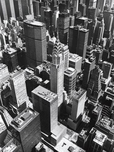 Chrysler Building by Christopher Bliss