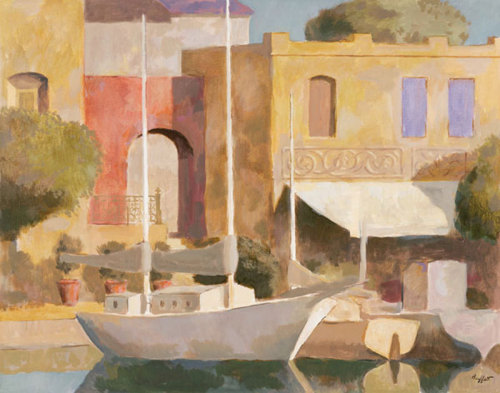 Otrona by William Buffett