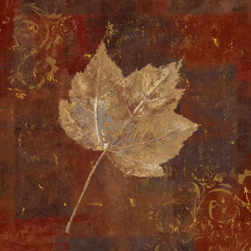 Golden Fall II by Daphne Brissonnet