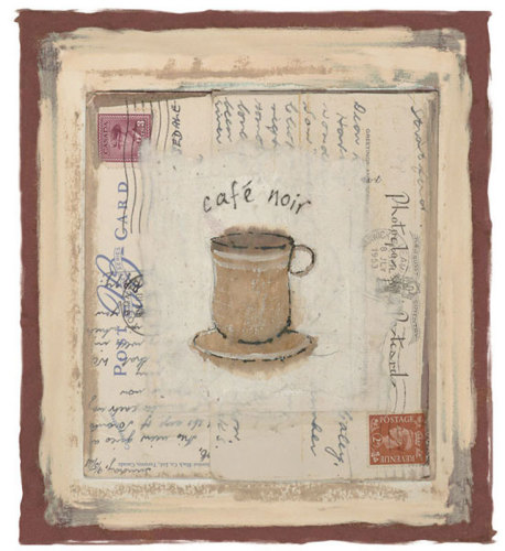 Cafe Noir by Jane Claire
