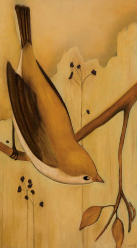 Bird III by Linda Cullum